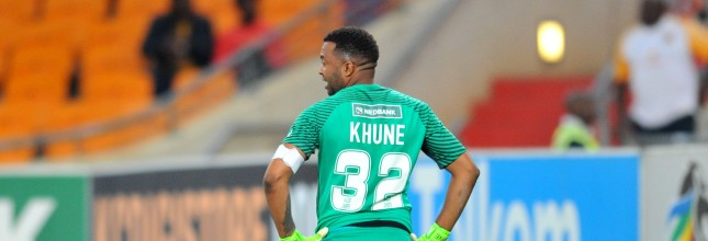 Kaizer Chiefs Goalkeeper Itumeleng Khune May Still Be Sidelined Due To A Chest Infection But He Has Been Cleared Start Few Home Exercises