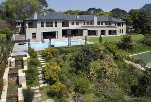 Come Inside Patrice Motsepe 39 S R69m House
