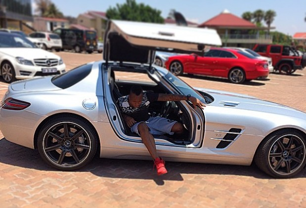 Kaizer chiefs players cars galleryhip com the hippest galleries