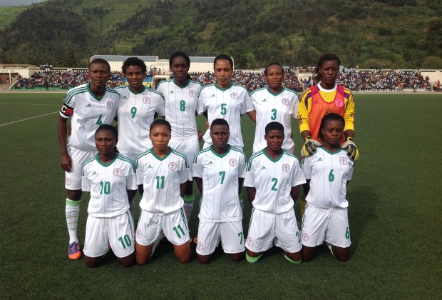 Super Falcons Drawn In Group A