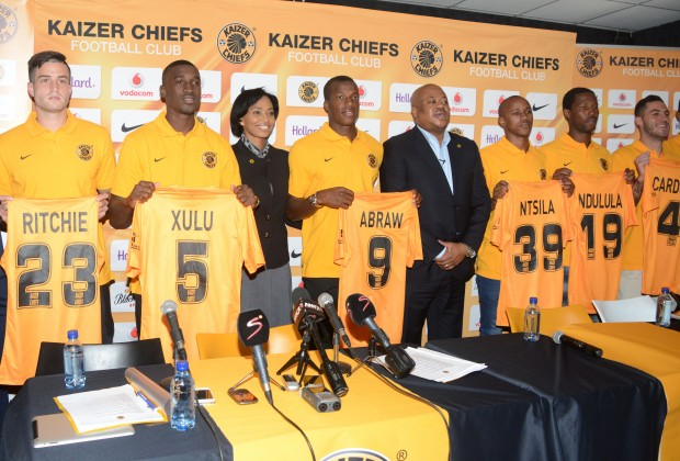 kaizer chiefs jersey numbers