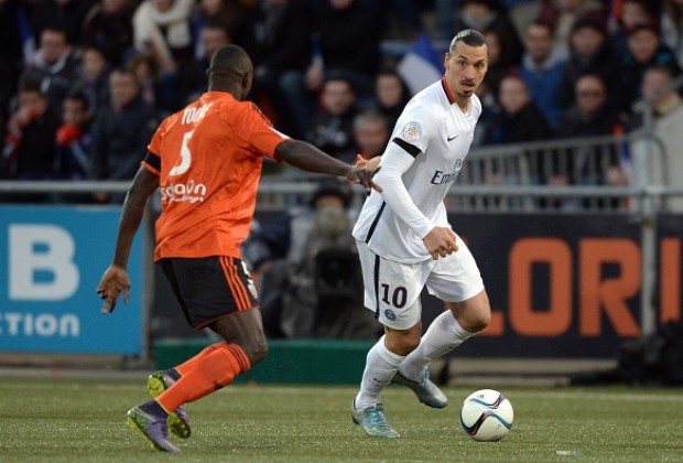 Video: Lorient vs PSG