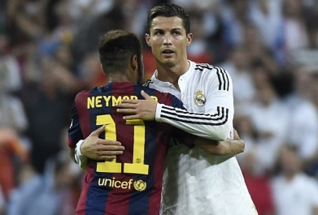 Revealed: How Cristiano Ronaldo Helped Club Rival Neymar ... Soccer Manager