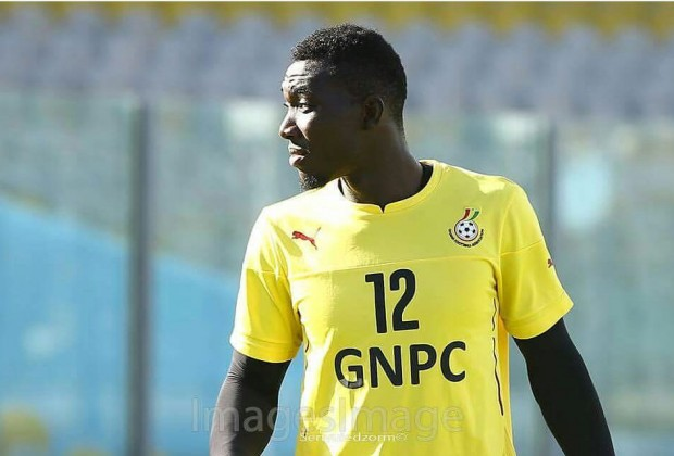 Richard Ofori poised to become Black Stars first choice goalkeeper