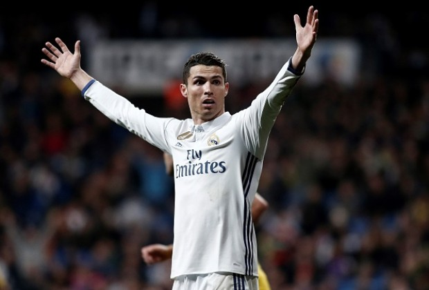 Cristiano Ronaldo set to miss Eibar trip for stuttering Real Madrid