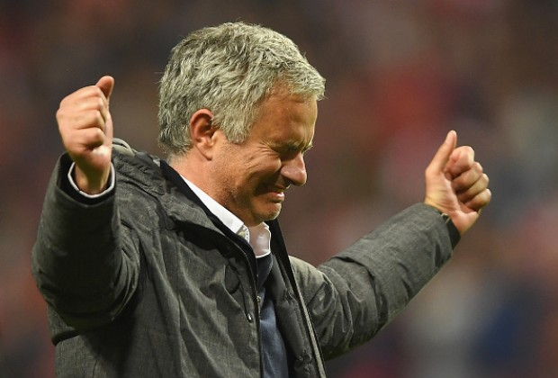 Man United to reward Jose Mourinho