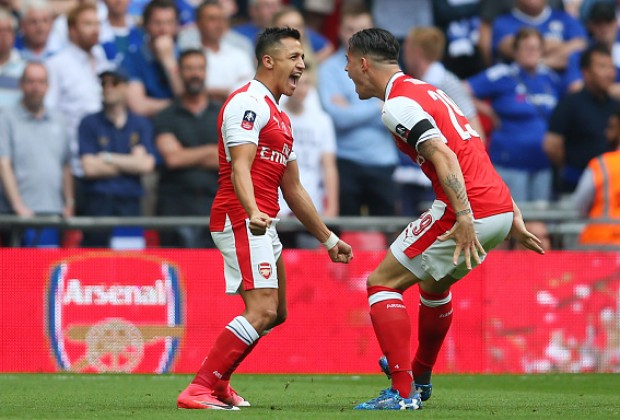 Sanchez & Ramsey Lead Arsenal To FA Cup Glory
