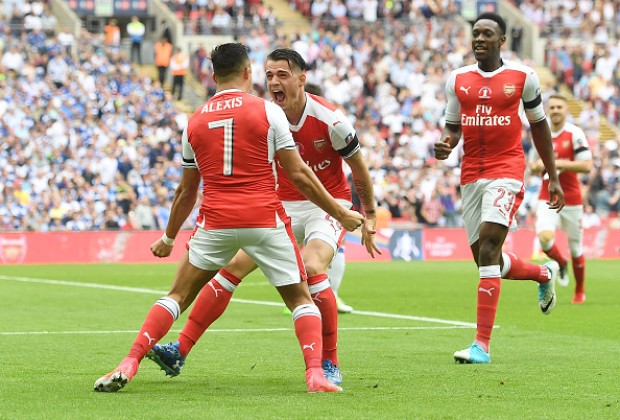 Ramsey urges Wenger to stay after #FACupFinal win