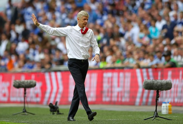 Wenger won´t win Premier League in next two years - Adams