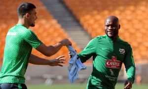 Bafana Injury Boost As Stars Return To Training