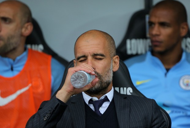 Man City will be ´extremely strong´ when Guardiola completes signings, says Laporta