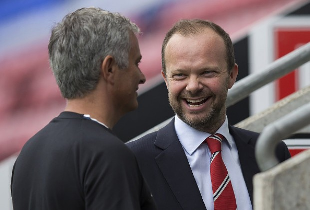 Tottenham have reportedly dealt Manchester United with a huge blow