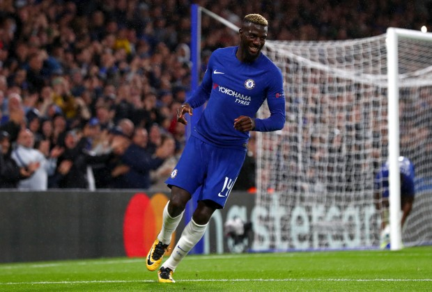 Chelsea Star Tiemoue Bakayoko Involved in Car Crash Driving Home From Training