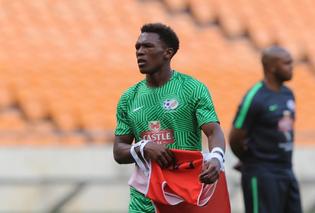 Bafana Striker: Wherever They Are, We Know We Get Their Support