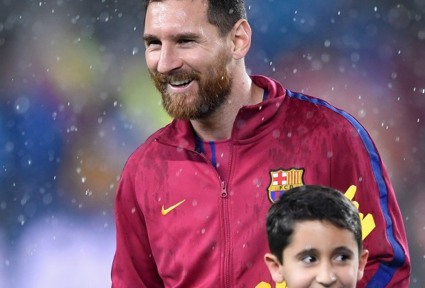 Football Super Star Lionel Messi Reached 100 Goals in the Champions League