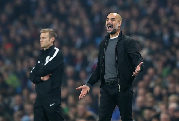 Manchester City boss Pep Guardiola slams